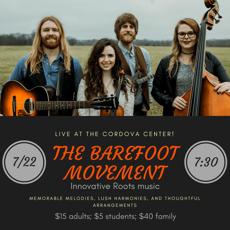 barefoot 2017 poster - photo #15