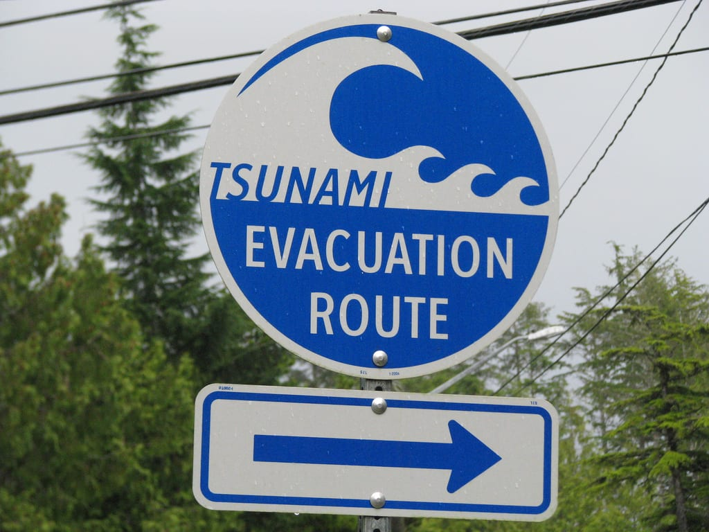 scientists tsunami research with alaska communities