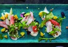 Alaska Snow Crab Salad Recipe