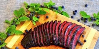Blueberry Lox Recipe