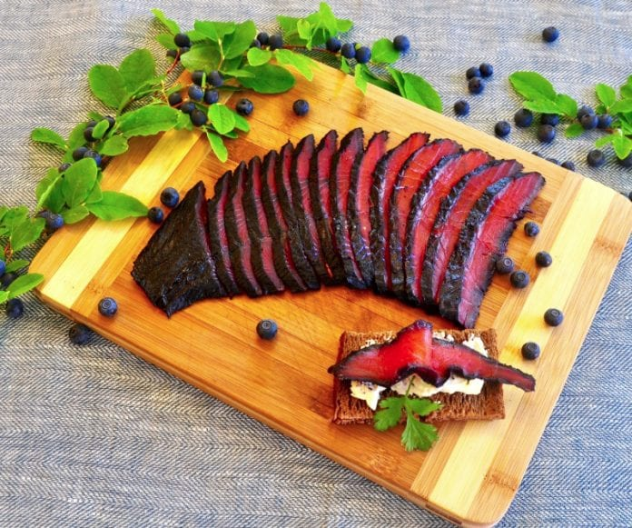 Blueberry Lox Recipe