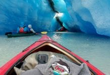 The Sheridan Glacier Experience Tour, offered by Orca Adventure Lodge of Cordova, is rated easy to moderate, and is suitable for all ages. Gift certificates for the adventure are available. The cost is $175.00 per person. Photo by Rado Godocik/For The Cordova Times