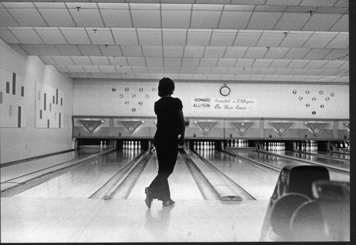 "Did you know there was a bowling alley in Cordova in 1908? How about a bowling alley in Cordova in the 1960s? Enjoy an evening of Cordova bowling history on Monday, Jan. 22, when the museum presents ""The History of Bowling in Cordova!"" Club Bowl's story began when a team of brothers and their partner decided to expand their booming bar business. Don Van Brocklin and William A. Sherman purchased the bar in 1940 from the Baddon family. Bill entered the military service 1942 and Bob Van Brocklin became a partner in the same year. Bob Van Brocklin died in a plane crash in 1944. Don kept his interest in the business and in 1955 his brother Ken bought in. Bill rejoined the group in 1959 as a partner and in 1962 they began the plans for the bowling alley. Stay tuned for more! This photo came from the archives and collections of the Cordova Historical Society housed within the museum. The museum is open 10 a.m. to 5 p.m. Tuesday through Friday and noon to 5 p.m. Saturdays. Stop by to see our new exhibit in the Copper River Gallery, ""Winter White"" featuring all local artists."