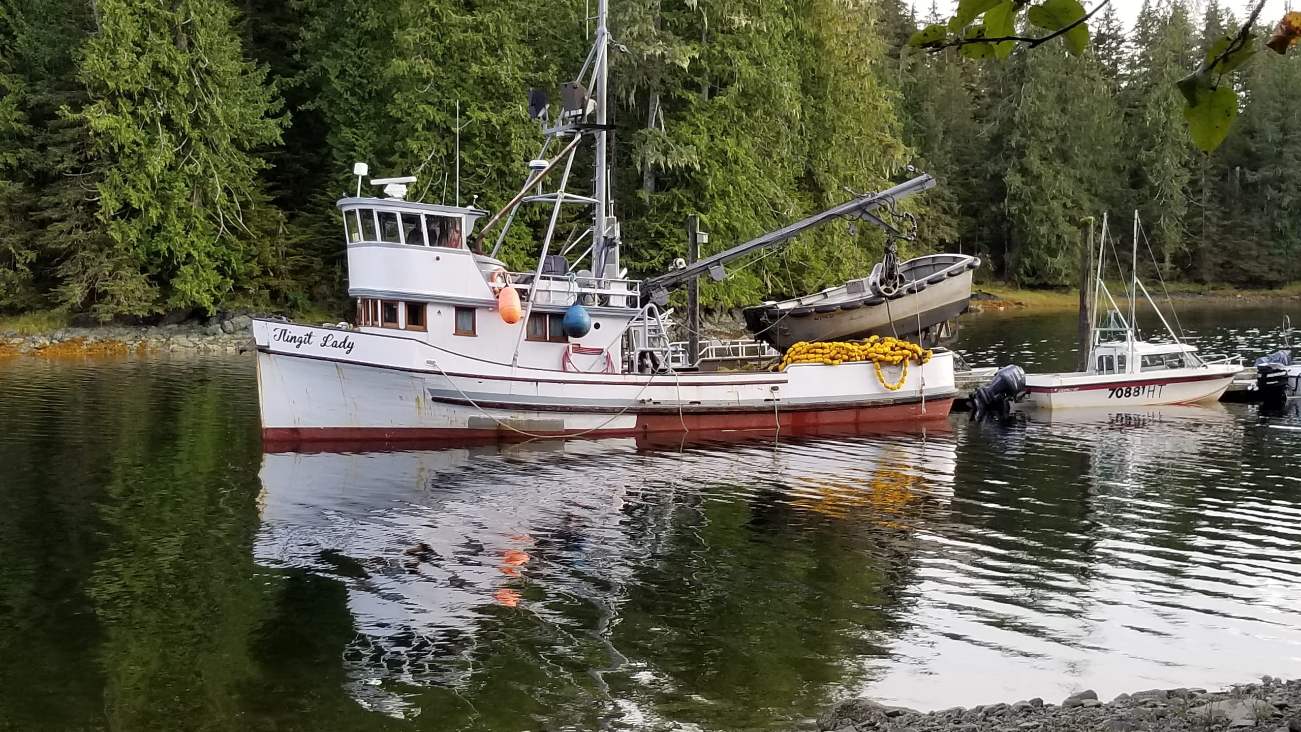 The F/V Tlingit Lady.  Photo courtesy of the Alaska Department of Law