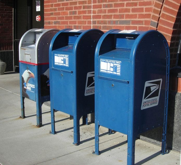 USPS Mailboxes