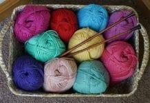 Yarn Knitting Needles Knitting Cotton Baby Yarn