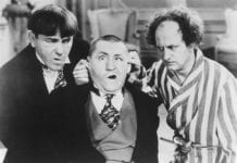 Find The Three Stooges DVDs at your library!