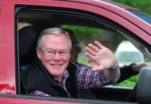 Sen. Dennis Egan in 2012.