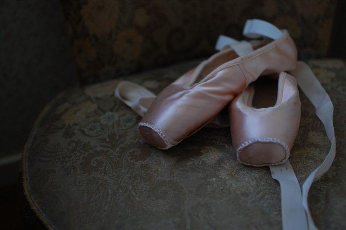 Dance Pointe Shoes Ballet Ballerina Ballet Shoes
