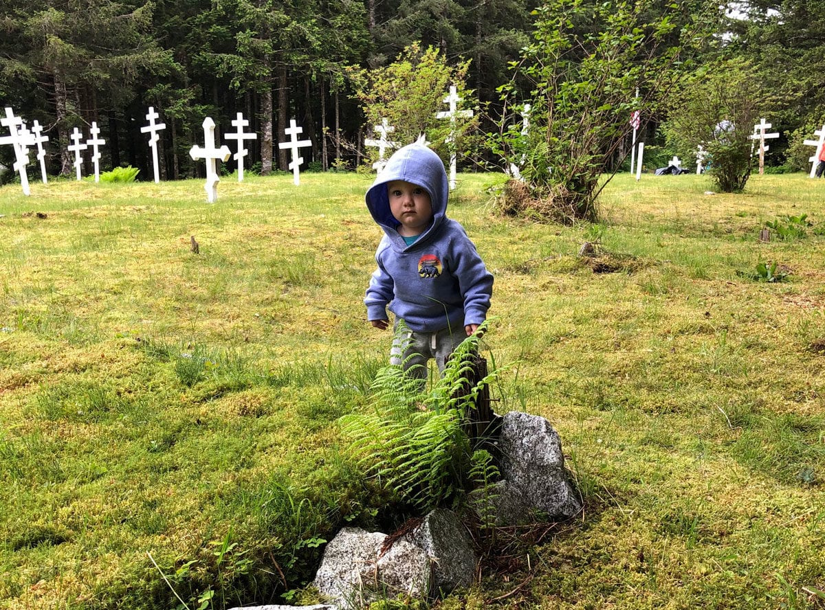 Cemetery cleanup day is a volunteer effort -The Cordova Times