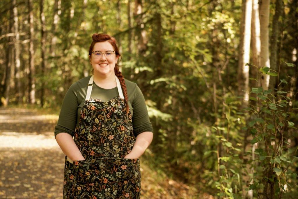 Chef Lindsay Kucera will set the menu for Fungus Festival's Wild Harvest Feast. Photo courtesy Lindsay Kucera