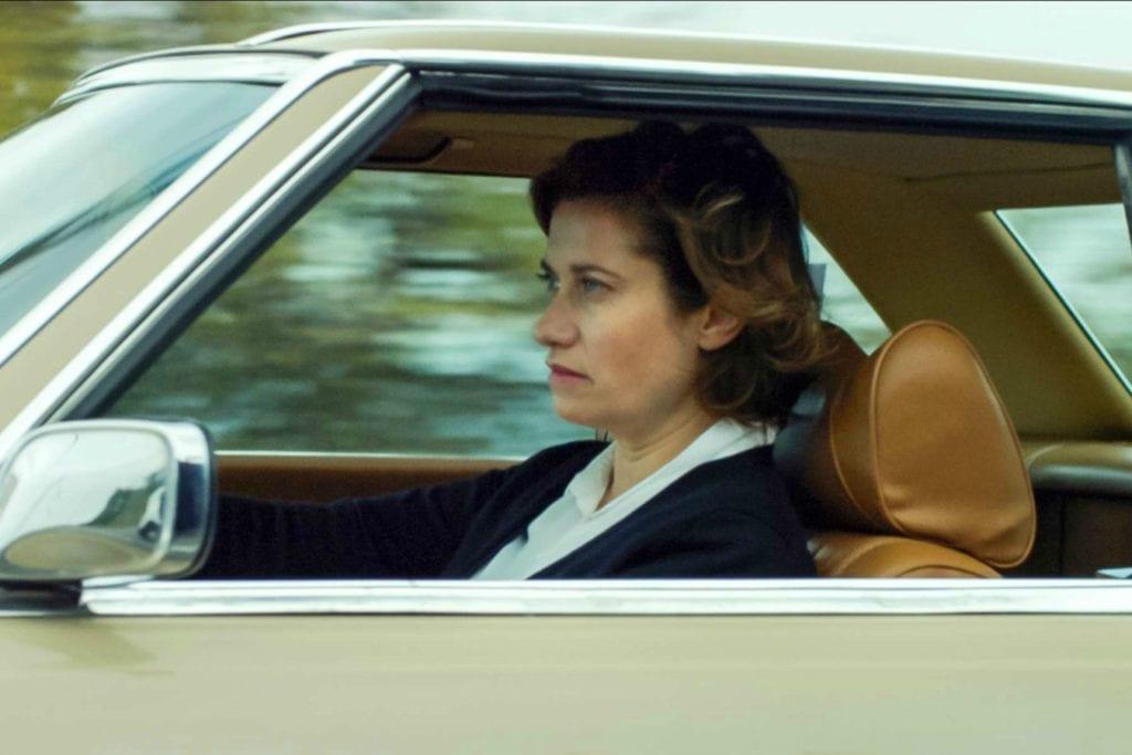"""Emmanuelle Devos in """"Moka."""""""