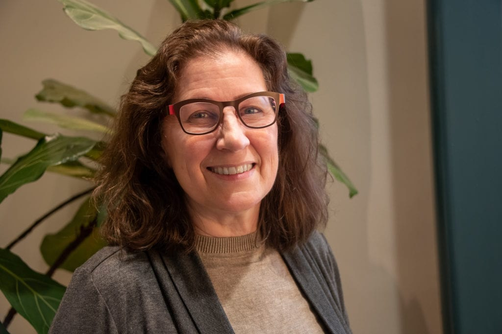 Helen Howarth has been offered the position of Cordova city manager. (Oct. 2, 2019) Photo by Zachary Snowdon Smith/The Cordova Times