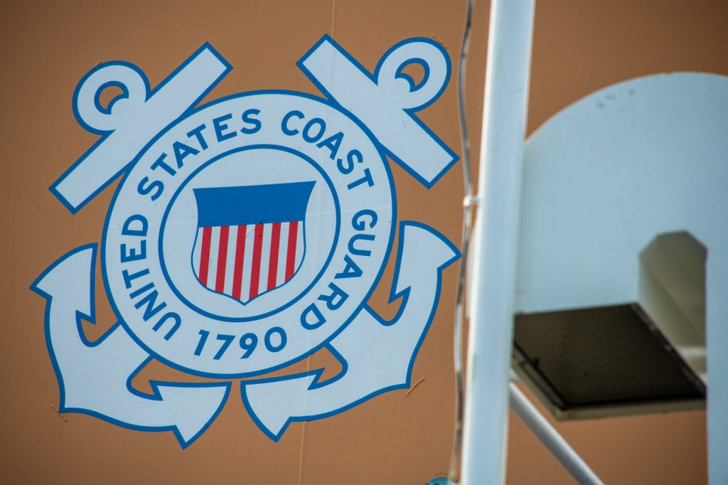 The USCGC Fir. (Sept. 23, 2019) Photo by Zachary Snowdon Smith/The Cordova Times