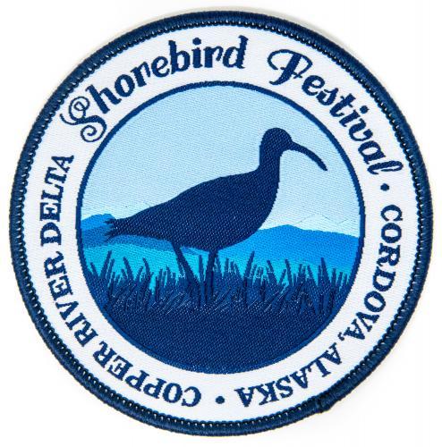 Shorebird Festival patch